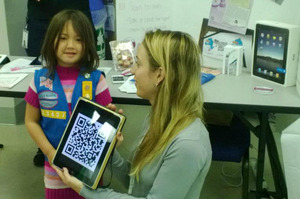 career day QR